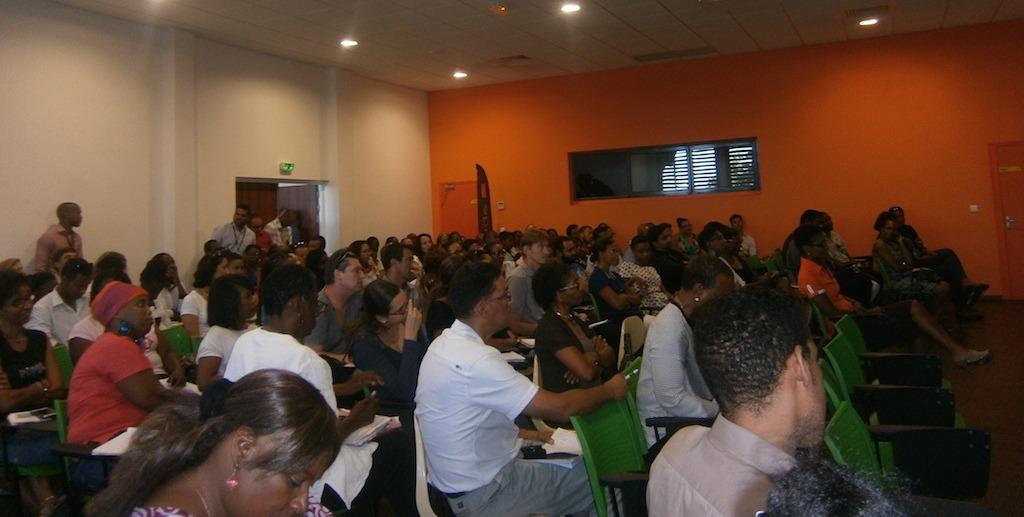 Guadeloupe : si vous n'étiez pas à la 2e Startup.gp (partie 1)