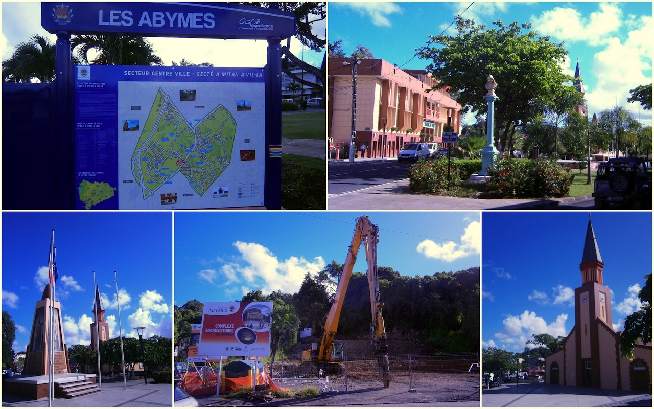 Guadeloupe : En balade dans les rues des Abymes