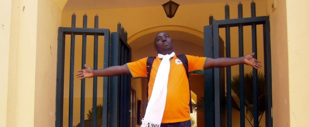 Cyriac Gbogou, je le surnomme patron