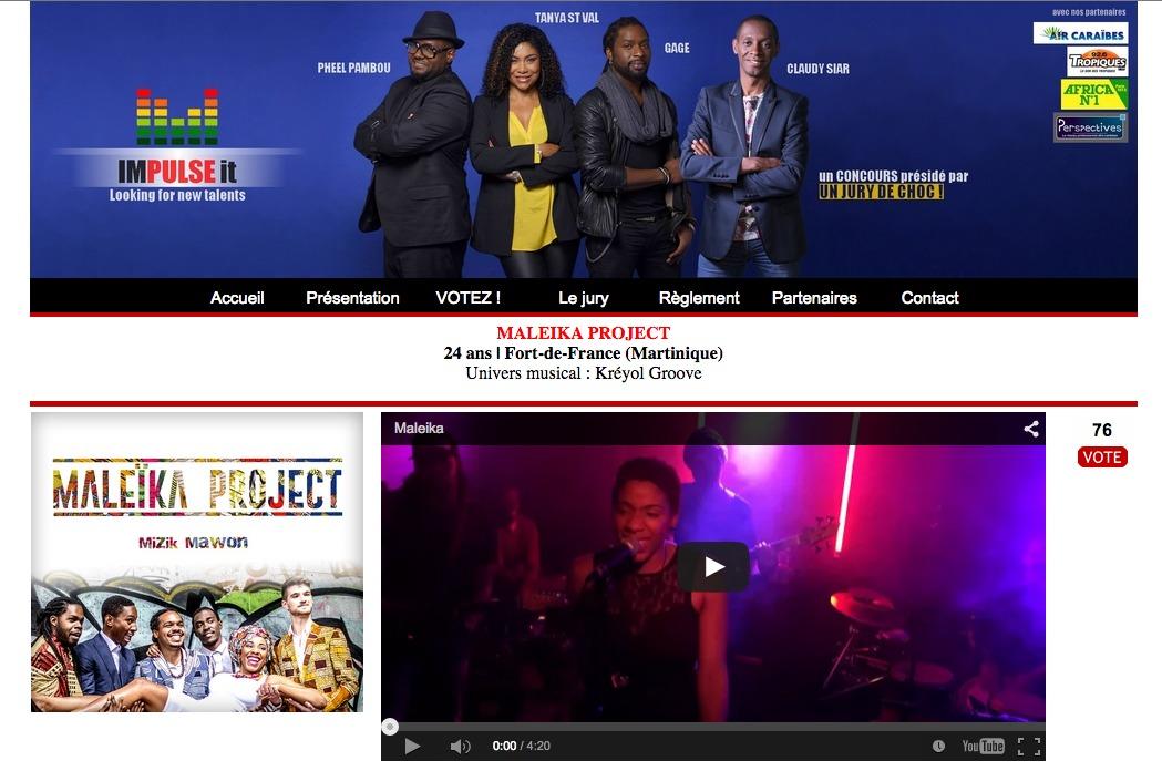 Coup de cœur : Maleïka Project, ils ont mon vote !