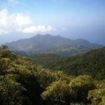 Magnifique vue sur la Basse-Terre.