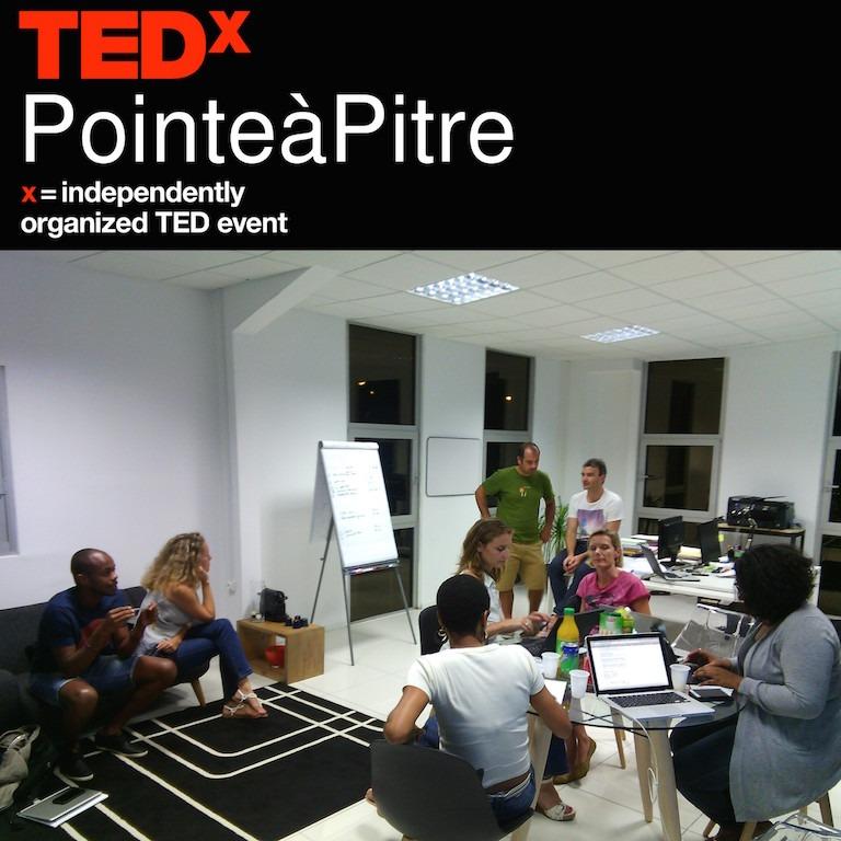 Guadeloupe : en mode TEDxPointeàPitre