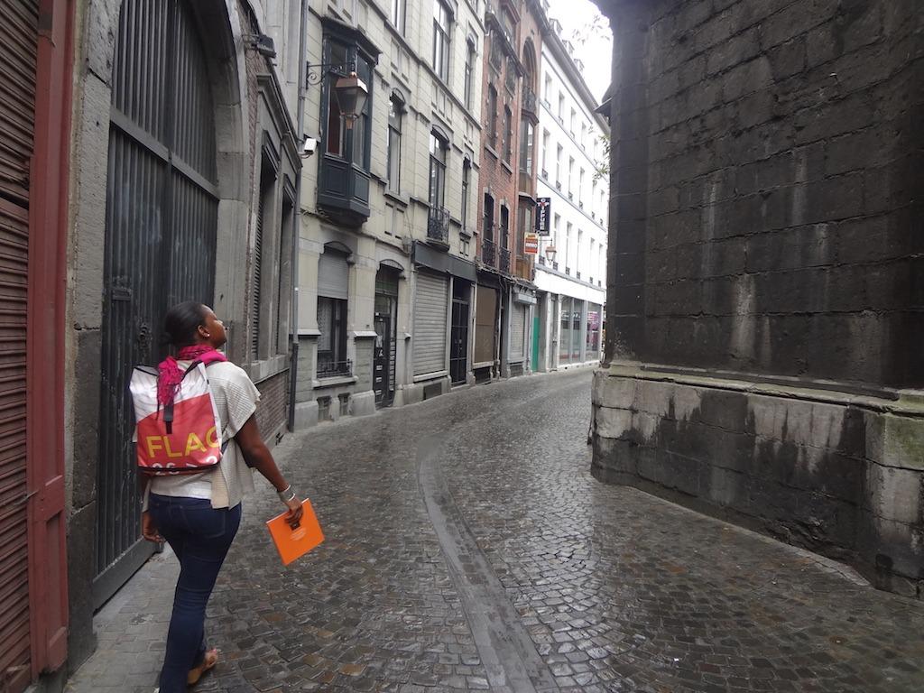 #FMLF2015 : Instantanés et étrangetés de Liège