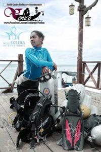 2 - Miss Scuba Guadeloupe