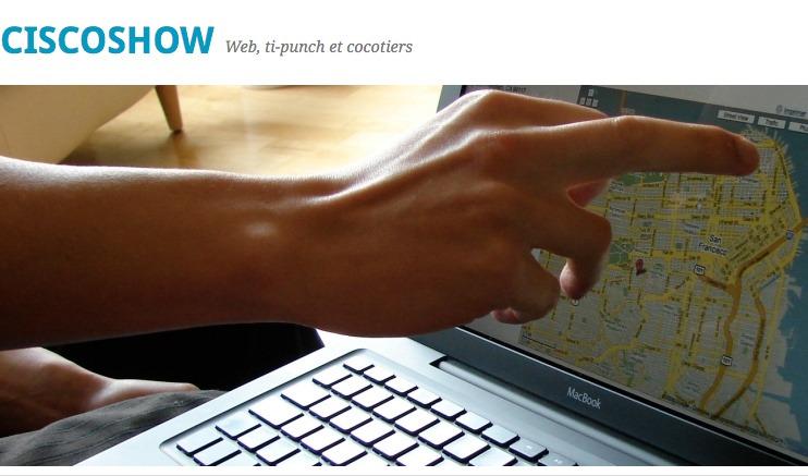 Blog et Caraibe: Focus sur Ciscoshow