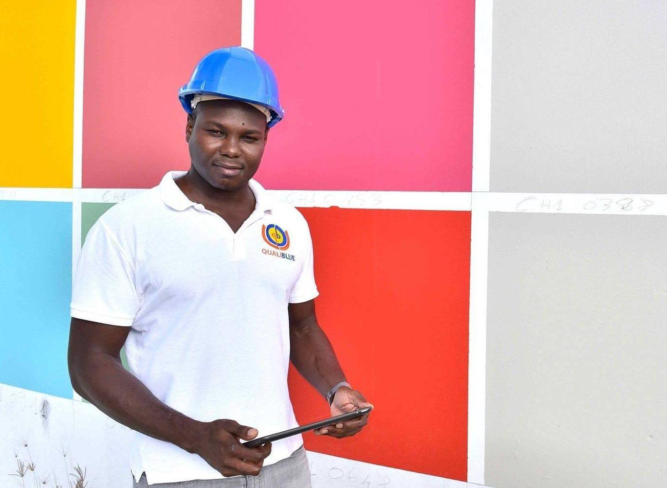 Guadeloupe : Qualiblue, cette nouvelle startup qui relie artisans et particuliers