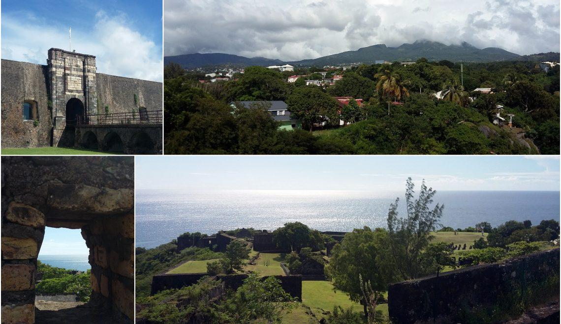 Guadeloupe : en visite au Fort Delgrès à Basse-Terre