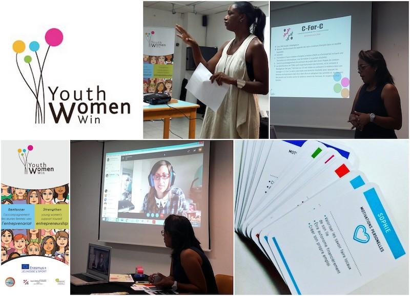 Youth Women Win, pour des outils concrets au service de l'entreprenariat féminin