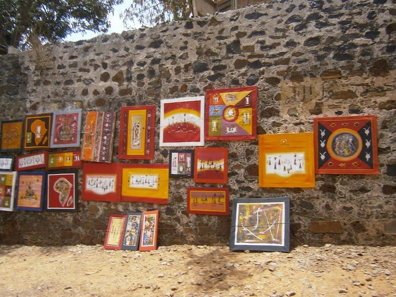 Sur l'île de Gorée - En balade à Dakar, au Sénégal