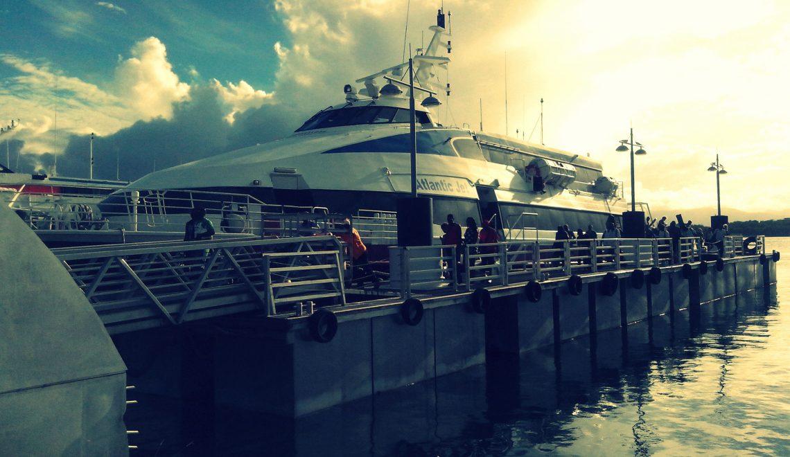 Le cabotage maritime caribéen : une innovation à développer