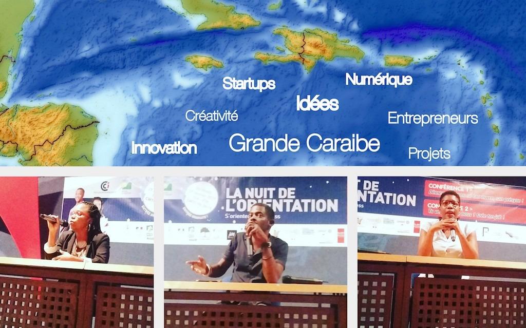 Conférence en Guadeloupe : 3 entrepreneurs du numérique bien dans le réel