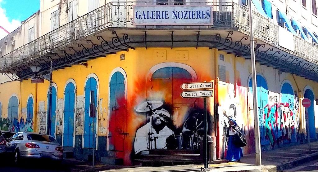 Street art en Guadeloupe : un festival à venir et de jolies oeuvres