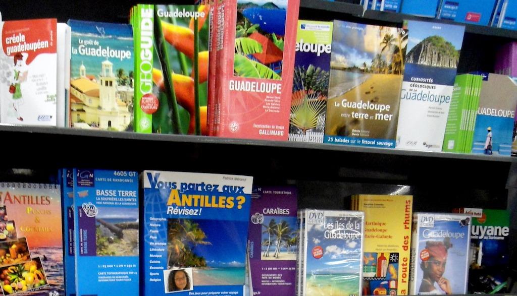 La Guadeloupe expliquée à un douanier américain