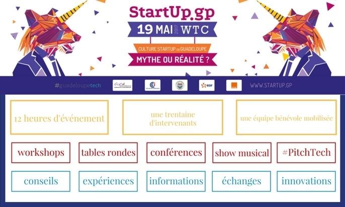Startup.gp 4 en Guadeloupe : 5 tops et 5 flops
