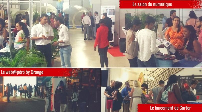 Guadeloupe et numérique : 3 événements à la chaîne, si différents, si énergisants