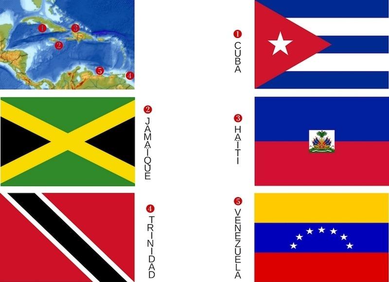 Grande Caraibe : focus sur 5 femmes au combat