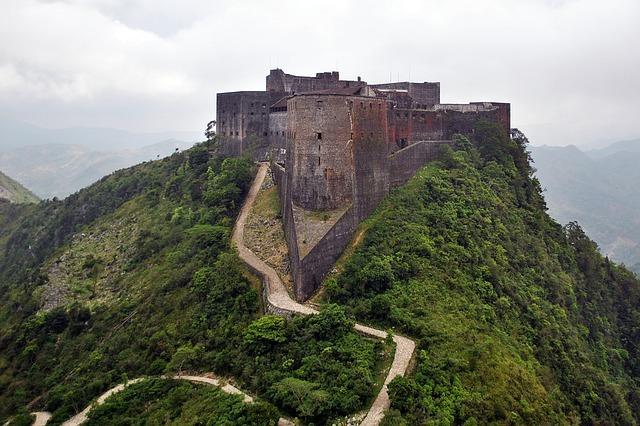 Envie de voir l'impressionnante Citadelle du Roi Christophe