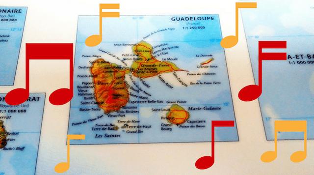 Musique et Caraibe : la Guadeloupe en chansons