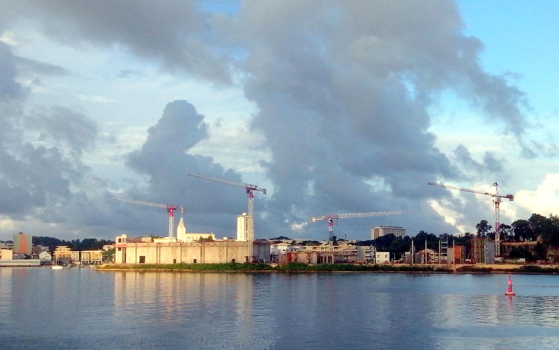 La Grande Caraibe à l'heure des projets pharaoniques