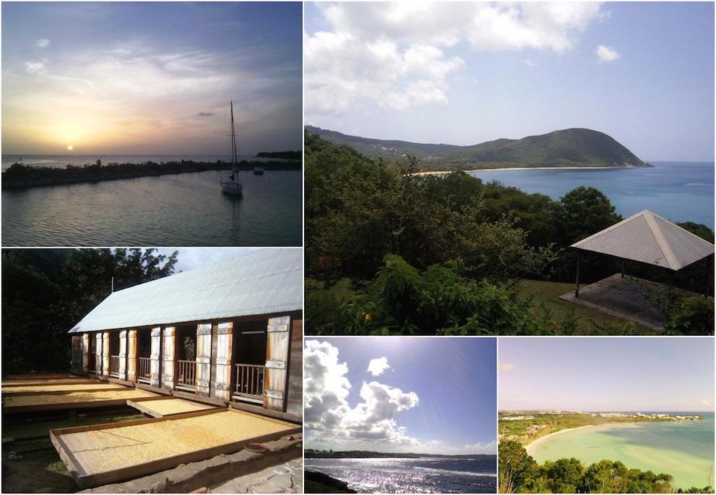 Cinq de mes endroits préférés en Guadeloupe