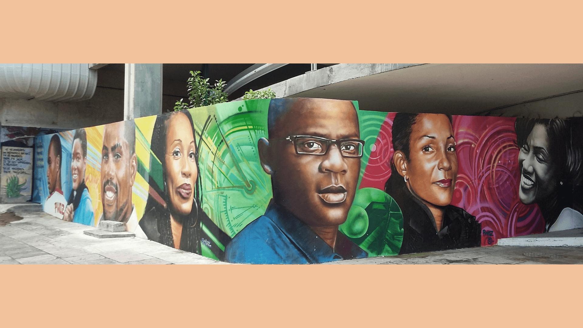 street art Guadeloupe