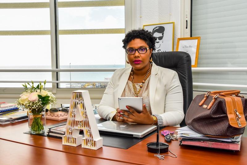 Avec Axelle Kaulanjan, la « Caribbean boss lady » en pleine lumière