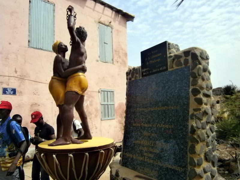En balade à Dakar, au Sénégal