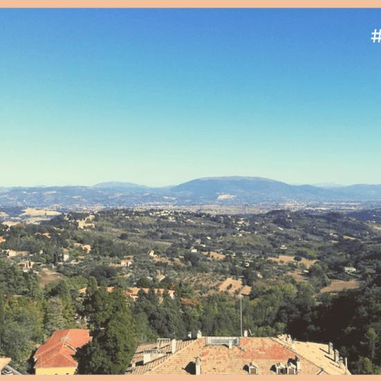 Voyage en Italie : énorme coup de coeur pour Perugia