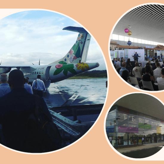 Aéroport Pôle Caraïbes en Guadeloupe : 5 chiffres sur le grand chantier à venir