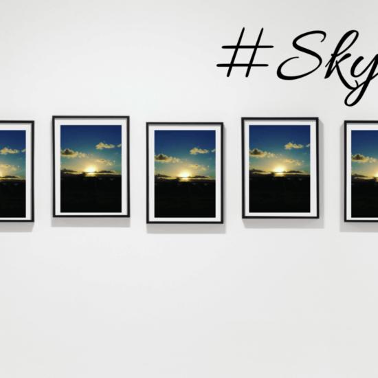 En Guadeloupe, #Skylover sur Instagram