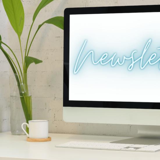 5 bonnes raisons de vous abonner à ma newsletter