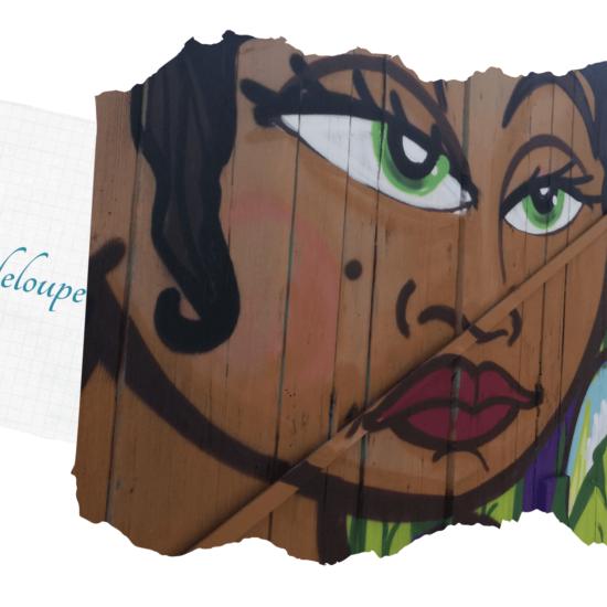 Caraibe & street art : fresque en Guadeloupe, festival en Haïti