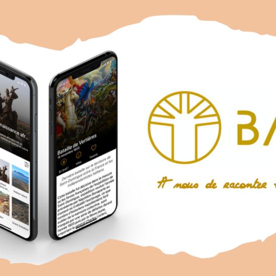 Avec l'app' BAO, « à nous de raconter l'Histoire »