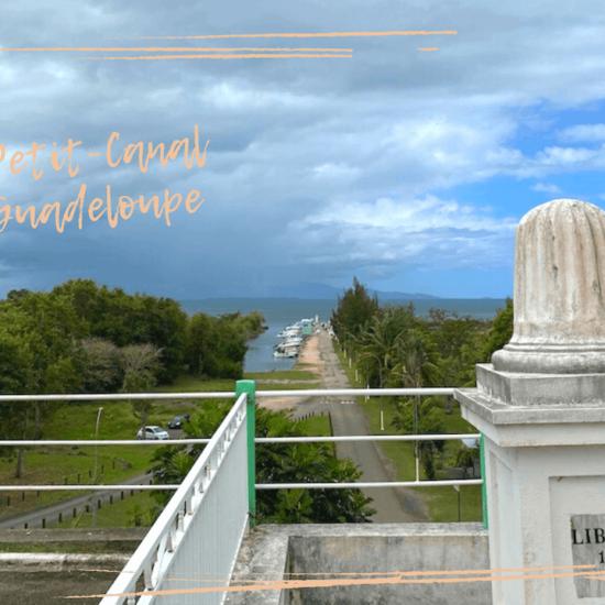 En balade à Petit-Canal en Guadeloupe : nature, histoire et street art