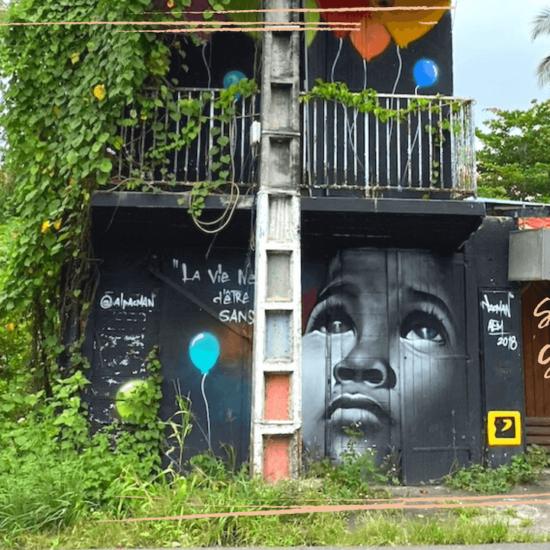 Street art en Guadeloupe : 7 oeuvres à admirer à Pointe-à-Pitre