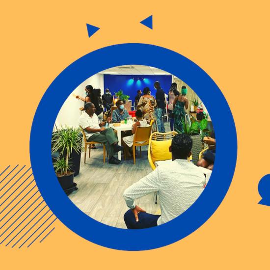 Guadeloupe : Iresa, un bel espace pour se rencontrer et travailler