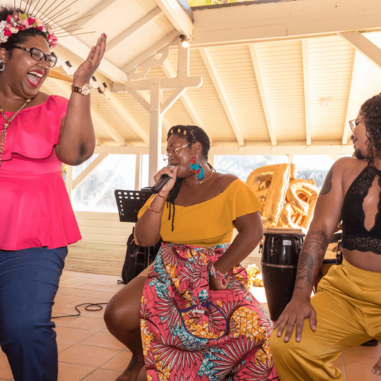 Caribbean Boss Lady, plateforme du leadership féminin : mode renaissance activé
