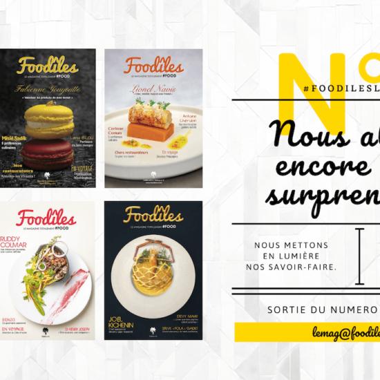 7 mots clés pour le numéro 7 de #Foodileslemag à venir