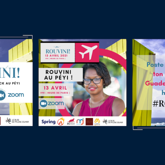 Revenir en Guadeloupe : informations et opportunités avec l'événement Rouvini